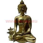 Будда 16,5 см из бронзы