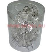 """Шпилька для волос """"цветок"""" (CJ-942) цена за 10 уп, 120 шт"""
