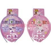 Набор для волос детский с часами оптом (CJ-006) цена за 12 шт