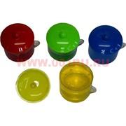 Лизун в кастрюле цветной 20 шт/уп (480 шт/кор)