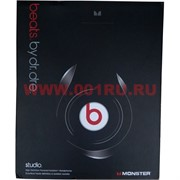 Наушники Beats by Dr.Dre Studio черные