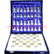 Шахматы из оникса (16х16 дюймов)