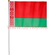 Флаг Республики Беларусь 16х24 см, 12 шт/бл