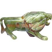 Лев из оникса 35 см (14 дюймов)