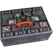 "Благовония SATYA ""Супер Хит"" 40 гр, цена за 12 упаковок"