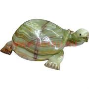 Черепаха из оникса 35 см (14 дюймов)