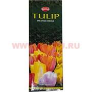 Благовония HEM Tulip (тюльпан) 6 шт/уп, цена за уп