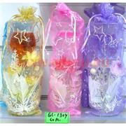 Свеча гелевая GL-1304, 5 цветов,цена за 60шт