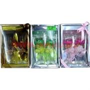 Свеча гелевая,набор из 2х предметов GL-1313, 6 цветов,цена за 24набора