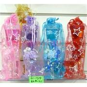 Свеча гелевая с подсветкой GL-1314, 6 цветов,цена за 60шт