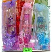Свеча гелевая с подсветкой GL-1337, 6 цветов,цена за 48шт