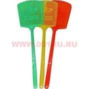 Мухобойка пластмассовая цвета миксом коробка 1000 шт