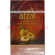 "Табак для кальяна Afzal 50 гр ""Персик"" (Индия) Peach (табак афзал)"