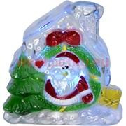Светящийся ночник «Дед Мороз»