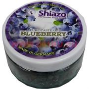 """Кальянные камни Shiazo паровые 100 гр """"Черника - Blueberry"""" (Германия) Шиазо"""