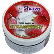 """Кальянные камни Shiazo паровые 100 гр """"Клубника - Strawberry"""" (Германия) Шиазо"""
