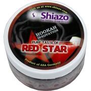 """Кальянные камни Shiazo паровые 100 гр """"Красная звезда - Red Star"""" (Германия) Шиазо"""