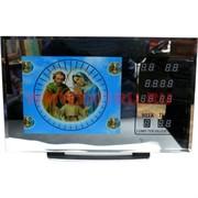 Светильник-часы «божественный» с электронным табло