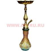 Кальян сирийский 55 см (полный комплект) цвета и формы колб и шахт в ассортименте