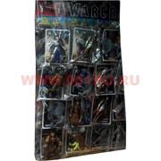 Набор игрушек Warcraft цена за 20 шт