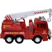 Пожарная машина Fire Super Truck музыкальная игрушка на батарейках