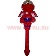 Светящаяся игрушка «трансформер» со звуком крутится 36 см