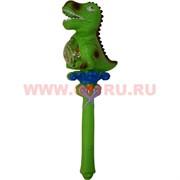 Игрушка светяшка «динозавр» со звуком 2 цвета
