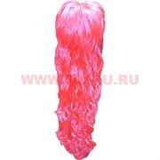 Парик розовый 85 см