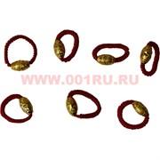Кольцо «красная нитка с бусиной» цена за 100 шт