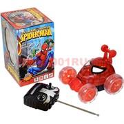 Машинка на радиоуправленнии «Спайдермен»