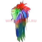 Парик разноцветный 60 см