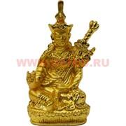 Фигурка буддийская металл Гуру (717B) 8,5 см