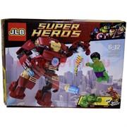 Конструктор Super Heroes 194 детали