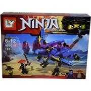 Конструктор Ninja 197 деталей