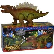 Динозавр маленький со звуком и светом