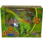 Игрушка Динозавр большой двигается, рычит