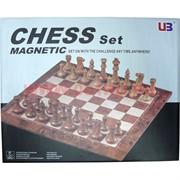 Шахматы магнитные 2 размер (2906)