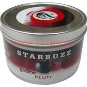 "Табак для кальяна оптом Starbuzz 100 гр ""Слива"" (USA)"