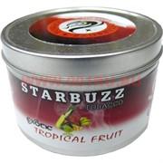 """Табак для кальяна оптом Starbuzz 100 гр """"Тропические фрукты"""" (USA)"""