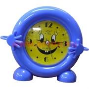 Часы будильник оптом 3 цвета кварцевые