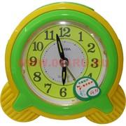 Часы будильник кварцевые на ножках