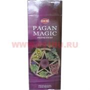 """Благовония HEM """"Pagan Magic"""" (Языческая Магия) 6 шт/уп, цена за уп"""