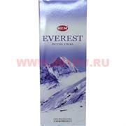 Благовония HEM Everest (Эверест) 6 шт/уп, цена за уп