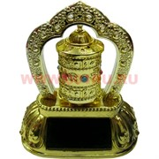 Буддийский Молитвенный барабан на солнечных батареях