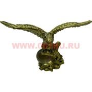 Орел с шаром, имитация бронзы