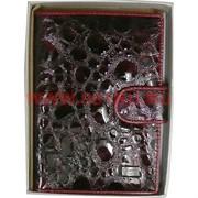 Документы женские (паспорт, права) Cossni цвет гранатовый