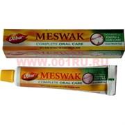Зубная паста Meswak 100 гр с экстрактом растения Miswak от фирмы Dabur