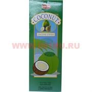 Благовония HEM Coconut (Кокос) 6 шт/уп, цена за уп