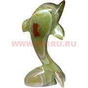 Дельфин 21см из оникса (8 дюймов)