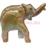 Слон 10см, оникс (4 дюйма)